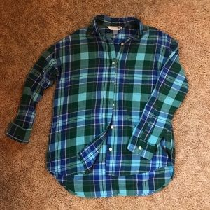 Old Navy Boyfriend Shirt